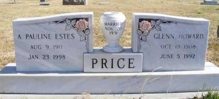 ESTES PRICE, A. PAULINE - Box Butte County, Nebraska | A. PAULINE ESTES PRICE - Nebraska Gravestone Photos