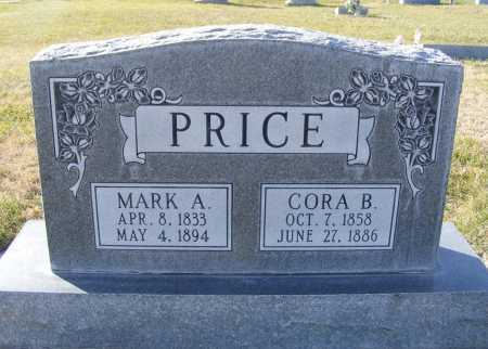 PRICE, MARK A. - Box Butte County, Nebraska | MARK A. PRICE - Nebraska Gravestone Photos