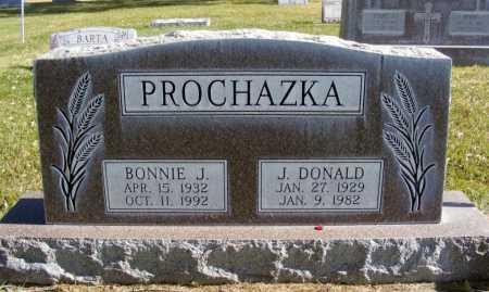 PROCHAZKA, BONNIE J. - Box Butte County, Nebraska | BONNIE J. PROCHAZKA - Nebraska Gravestone Photos