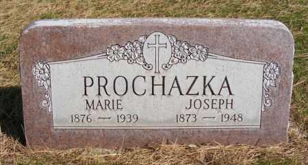 PROCHAZKA, JOSEPH - Box Butte County, Nebraska | JOSEPH PROCHAZKA - Nebraska Gravestone Photos