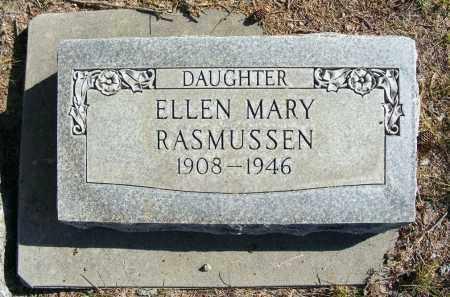 RASMUSSEN, ELLEN MARY - Box Butte County, Nebraska | ELLEN MARY RASMUSSEN - Nebraska Gravestone Photos