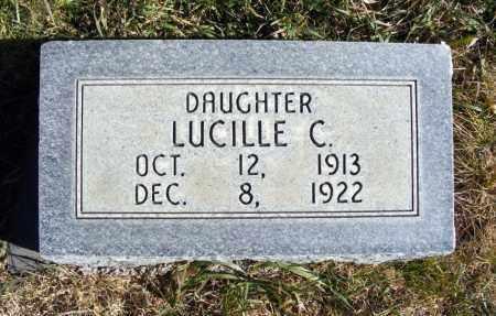 RATH, LUCILLE C. - Box Butte County, Nebraska | LUCILLE C. RATH - Nebraska Gravestone Photos