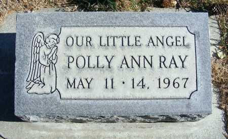RAY, POLLY ANN - Box Butte County, Nebraska | POLLY ANN RAY - Nebraska Gravestone Photos