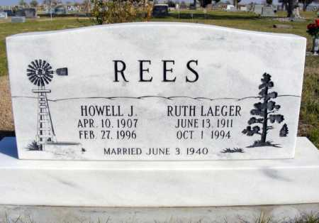 REES, RUTH - Box Butte County, Nebraska | RUTH REES - Nebraska Gravestone Photos