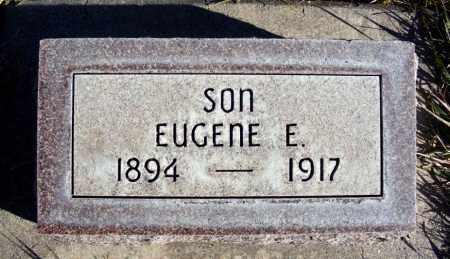 REEVES, EUGENE E. - Box Butte County, Nebraska | EUGENE E. REEVES - Nebraska Gravestone Photos