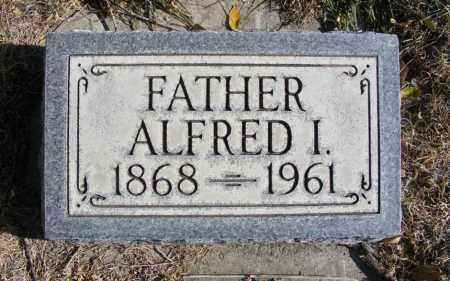 REID, ALFRED I. - Box Butte County, Nebraska | ALFRED I. REID - Nebraska Gravestone Photos