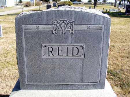 REID, FAMILY - Box Butte County, Nebraska   FAMILY REID - Nebraska Gravestone Photos