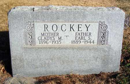 ROCKEY, EARL S. - Box Butte County, Nebraska | EARL S. ROCKEY - Nebraska Gravestone Photos