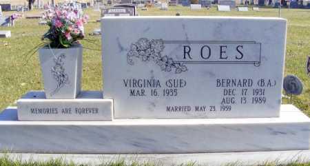 "ROES, VIRGINIA ""SUE"" - Box Butte County, Nebraska | VIRGINIA ""SUE"" ROES - Nebraska Gravestone Photos"