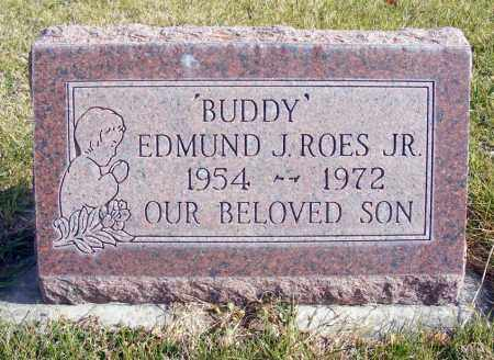 "ROES, EDMUND J. JR.. ""BUDDY"" - Box Butte County, Nebraska | EDMUND J. JR.. ""BUDDY"" ROES - Nebraska Gravestone Photos"