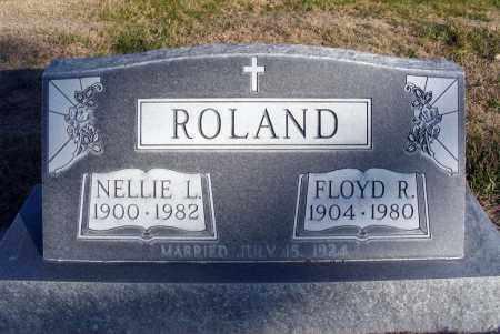 ROLAND, FLOYD R. - Box Butte County, Nebraska | FLOYD R. ROLAND - Nebraska Gravestone Photos