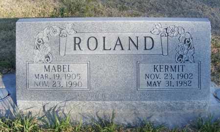 ROLAND, MABEL - Box Butte County, Nebraska | MABEL ROLAND - Nebraska Gravestone Photos