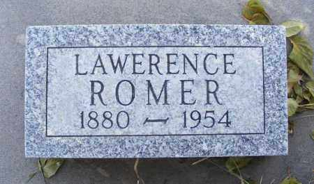 ROMER, LAWERENCE - Box Butte County, Nebraska | LAWERENCE ROMER - Nebraska Gravestone Photos
