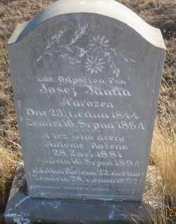 ROZENA, ANTONIE - Box Butte County, Nebraska | ANTONIE ROZENA - Nebraska Gravestone Photos