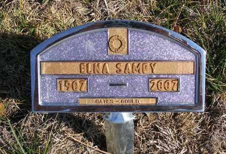 SAMPY, ELNA B. - Box Butte County, Nebraska | ELNA B. SAMPY - Nebraska Gravestone Photos