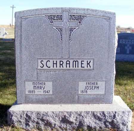 SCHRAMEK, JOSEPH - Box Butte County, Nebraska | JOSEPH SCHRAMEK - Nebraska Gravestone Photos
