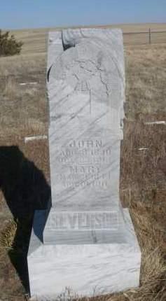 SEVERSON, MARY - Box Butte County, Nebraska   MARY SEVERSON - Nebraska Gravestone Photos