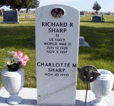 SHARP, CHARLOTTE M. - Box Butte County, Nebraska | CHARLOTTE M. SHARP - Nebraska Gravestone Photos
