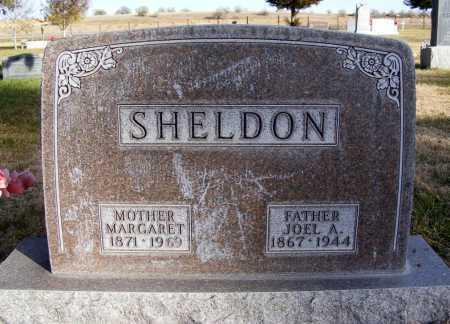 SHELDON, MARGARET - Box Butte County, Nebraska | MARGARET SHELDON - Nebraska Gravestone Photos