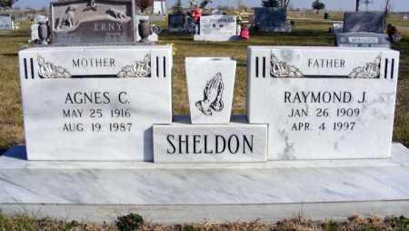 SHELDON, AGNES C. - Box Butte County, Nebraska | AGNES C. SHELDON - Nebraska Gravestone Photos
