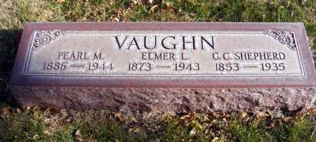 VAUGHN, PEARL M. - Box Butte County, Nebraska   PEARL M. VAUGHN - Nebraska Gravestone Photos