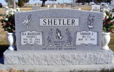 SHETLER, REV.VERNON J. - Box Butte County, Nebraska   REV.VERNON J. SHETLER - Nebraska Gravestone Photos
