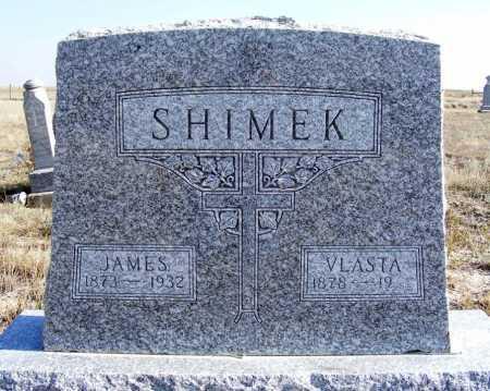 SHIMEK, JAMES - Box Butte County, Nebraska   JAMES SHIMEK - Nebraska Gravestone Photos