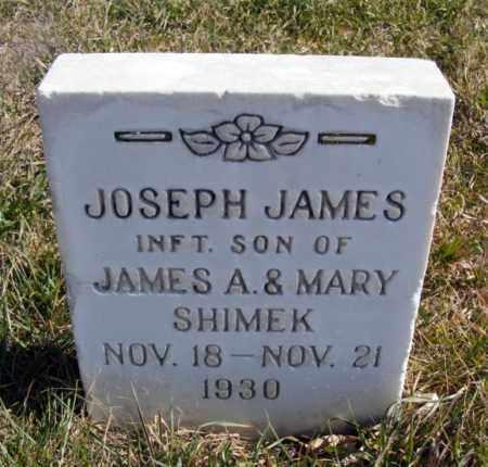 SHIMEK, JOSEPH JAMES - Box Butte County, Nebraska   JOSEPH JAMES SHIMEK - Nebraska Gravestone Photos