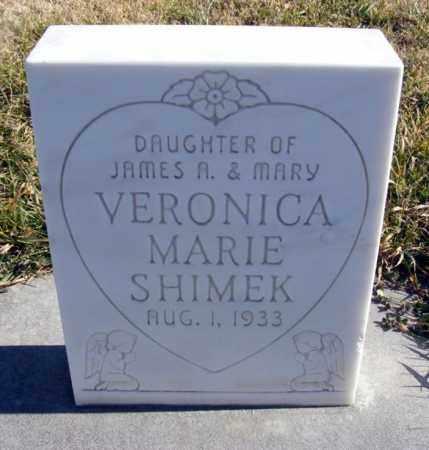 SHIMEK, VERONICA MARIE - Box Butte County, Nebraska | VERONICA MARIE SHIMEK - Nebraska Gravestone Photos