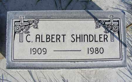 SHINDLER, C. ALBERT - Box Butte County, Nebraska | C. ALBERT SHINDLER - Nebraska Gravestone Photos