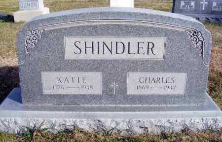 SHINDLER, CHARLES - Box Butte County, Nebraska | CHARLES SHINDLER - Nebraska Gravestone Photos