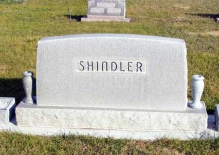 SHINDLER, FAMILY - Box Butte County, Nebraska | FAMILY SHINDLER - Nebraska Gravestone Photos