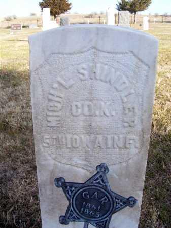 SHINDLER, MICHAEL L. - Box Butte County, Nebraska | MICHAEL L. SHINDLER - Nebraska Gravestone Photos