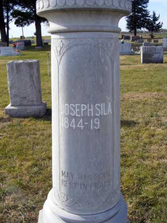 SILA, JOSEPH - Box Butte County, Nebraska | JOSEPH SILA - Nebraska Gravestone Photos