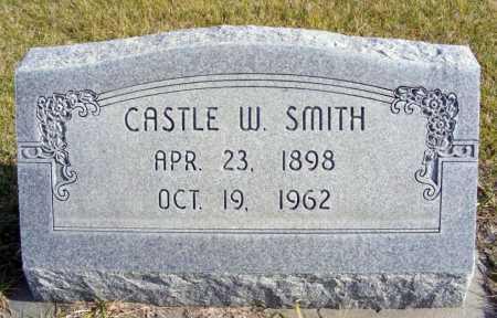 SMITH, CASTLE W. - Box Butte County, Nebraska   CASTLE W. SMITH - Nebraska Gravestone Photos