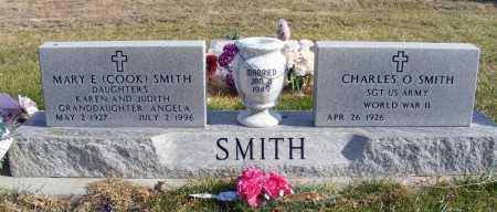 COOK SMITH, MARY E. - Box Butte County, Nebraska | MARY E. COOK SMITH - Nebraska Gravestone Photos