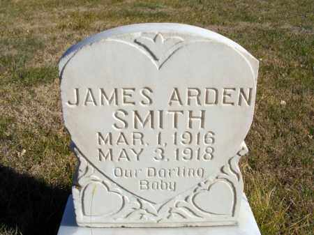 SMITH, JAMES ARDEN - Box Butte County, Nebraska | JAMES ARDEN SMITH - Nebraska Gravestone Photos