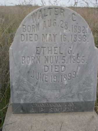 SMITH, ETHEL G - Box Butte County, Nebraska | ETHEL G SMITH - Nebraska Gravestone Photos