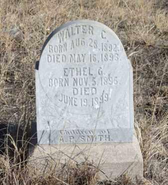 SMITH, ETHEL G. - Box Butte County, Nebraska | ETHEL G. SMITH - Nebraska Gravestone Photos