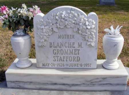GROMMET STAFFORD, BLANCHE M. - Box Butte County, Nebraska   BLANCHE M. GROMMET STAFFORD - Nebraska Gravestone Photos