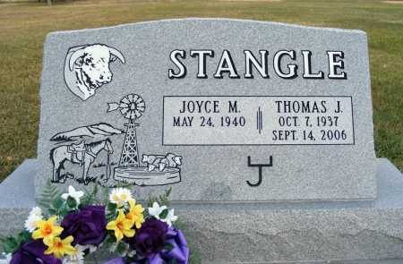 STANGLE, THOMAS J. - Box Butte County, Nebraska   THOMAS J. STANGLE - Nebraska Gravestone Photos
