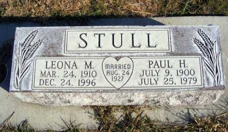 STULL, LEONA M. - Box Butte County, Nebraska   LEONA M. STULL - Nebraska Gravestone Photos