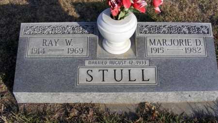 STULL, MARJORIE D. - Box Butte County, Nebraska | MARJORIE D. STULL - Nebraska Gravestone Photos