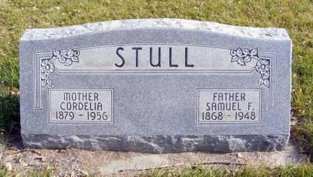 STULL, CORDELIA - Box Butte County, Nebraska   CORDELIA STULL - Nebraska Gravestone Photos