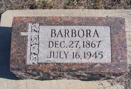 STUMF, BARBORA - Box Butte County, Nebraska   BARBORA STUMF - Nebraska Gravestone Photos