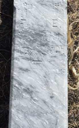 SWEZEY, FRANK E. (CLOSE-UP) - Box Butte County, Nebraska | FRANK E. (CLOSE-UP) SWEZEY - Nebraska Gravestone Photos