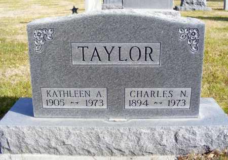 TAYLOR, KATHLEEN A. - Box Butte County, Nebraska | KATHLEEN A. TAYLOR - Nebraska Gravestone Photos