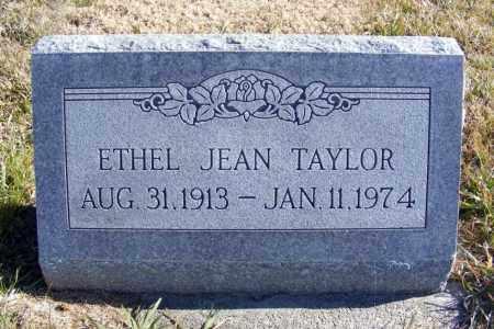 TAYLOR, ETHEL JEAN - Box Butte County, Nebraska | ETHEL JEAN TAYLOR - Nebraska Gravestone Photos