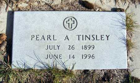 TINSLEY, PEARL A. - Box Butte County, Nebraska | PEARL A. TINSLEY - Nebraska Gravestone Photos