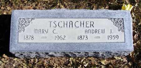 TSCHACHER, MARY C. - Box Butte County, Nebraska   MARY C. TSCHACHER - Nebraska Gravestone Photos
